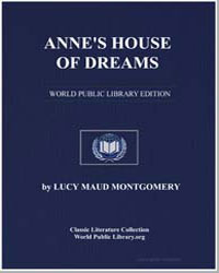 Anne's House of Dreams by Montgomery, Lucy Maud