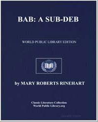 Bab : A Sub-Deb by Rhinehart, Mary Roberts
