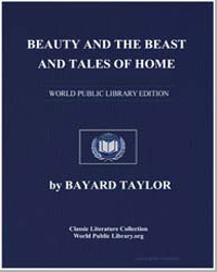 Beauty and the Beast and Tales of Home by Taylor, Bayard