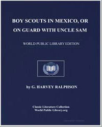 Boy Scouts in Mexico or on Guard with Un... by Ralphson, G. Harvey (George Harvey)