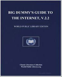 Big Dummy's Guide to the Internet, Vol. ... by Kapor, Mitchell