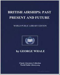 British Airships : Past, Present and Fut... by Whale, George