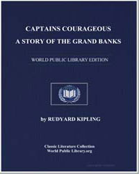 Captains Courageous a Story of the Grand... by Kipling, Rudyard
