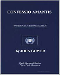 Confessio Amantis by Gower, John