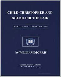 Child Christopher and Goldilind the Fair by Morris, William