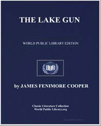 The Lake Gun by Cooper, James Fenimore