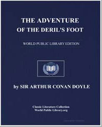 The Adventure of the Devil's Foot by Doyle, Sir Arthur Conan