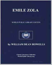 Emile Zola by Howells, William Dean, Editor