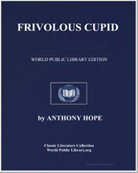Frivolous Cupid by Hope, Anthony
