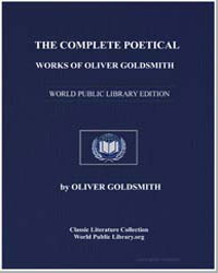 The Complete Poetical Works of Oliver Go... by Dobsonhon, Notesaustin