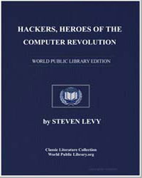 Hackers, Heroes of the Computer Revoluti... by Levy, Steven