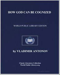 How God Can Be Cognized : Autobiography ... by Kastritskiy, Vadim