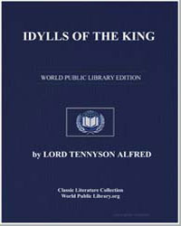 Idylls of the King by Tennyson, Lord Alfred