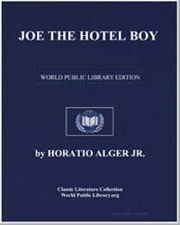 Joe the Hotel Boy by Alger, Horatio, Jr.