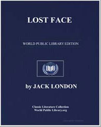 Lost Face by London, Jack