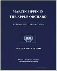 Martin Pippin in the Apple Orchard by Farjeon, Eleanor