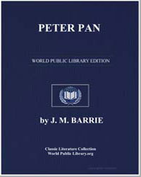 Peter Pan by Barrie, James Matthew