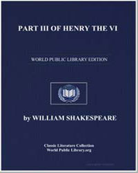 Henry the Vi, Part Iii by Shakespeare, William