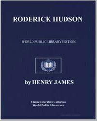 Roderick Hudson by James, Henry