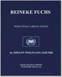 Reineke Fuchs by Von Goethe, Johann Wolfgang