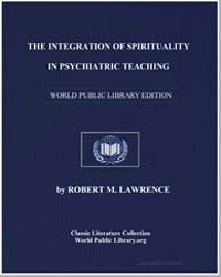 The Integration of Spirituality in Psych... by Lawrence, Robert M., Dr.