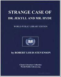 Strange Case of Dr. Jekyll and Mr. Hyde by Stevenson, Robert Louis