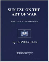 Sun Tzu on the Art of War by Lionel Giles