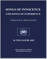Songs of Innocence and Songs of Experien... by Blake, William