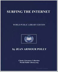Surfing the Internet by Polly, Jean Armour