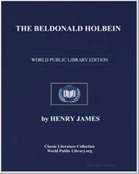 The Beldonald Holbein by James, Henry