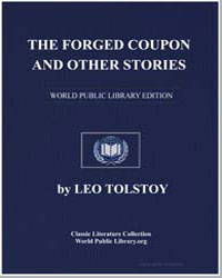 The Forged Coupon by Tolstoy, Leo
