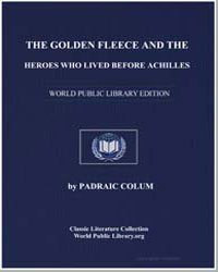 The Golden Fleece and the Heroes Who Liv... by Colum, Padraic