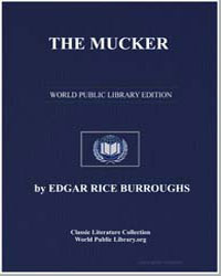 The Mucker by Burroughs, Edgar Rice