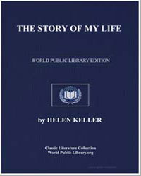 The Story of My Life by Keller, Helen