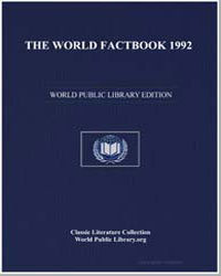 The World Factbook 1992 by
