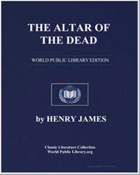 The Altar of the Dead : The Beast in the... by James, Henry