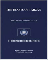 The Beasts of Tarzan by Burroughs, Edgar Rice
