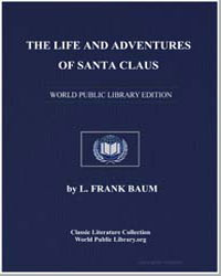 The Life and Adventures of Santa Claus by Baum, Lyman Frank