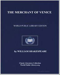 The Merchant of Venice by Shakespeare, William