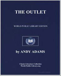 The Outlet by Adams, Andy