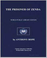 The Prisoner of Zenda by Hope, Anthony