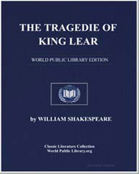 The Tragedie of King Lear by Shakespeare, William
