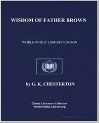The Wisdom of Father Brown by Chesterton, Gilbert K.