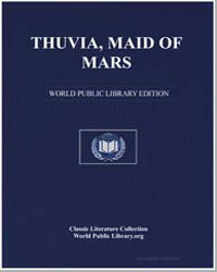 Thuvia, Maid of Mars by