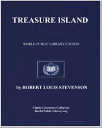 Treasure Island by Stevenson, Robert Louis