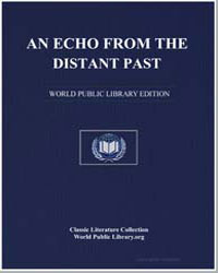An Echo from the Distant Past by