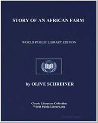 Story of an African Farm by Schreiner, Olive
