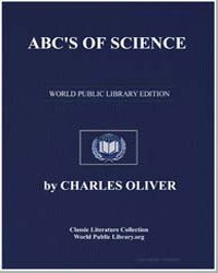 Abc's of Science by Oliver, Charles