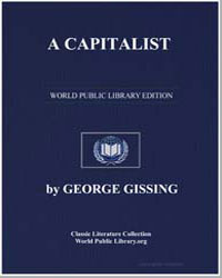 A Capitalist by Gissing, George