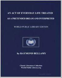 An Act of Everyday Life Treated as a Pre... by Raymondbellamy